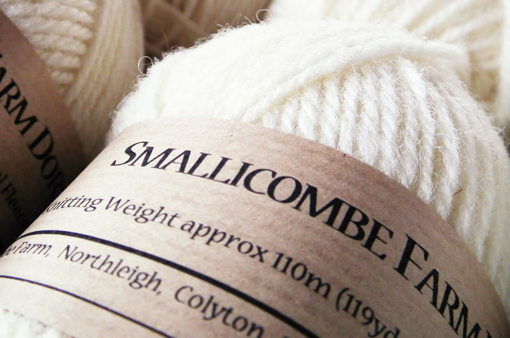 Smallicombe Wool Products